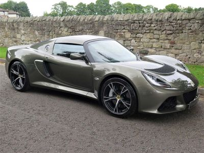 Lotus Exige Convertible 3.5 V6 S Roadster 2dr
