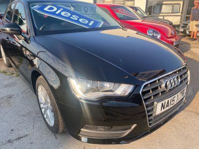 Audi A3 Hatchback 1.6 TDI SE Technik Sportback 5dr