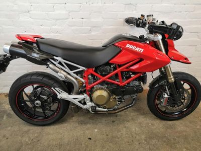 Ducati Hypermotard Unlisted