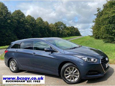 Hyundai i40 Estate 1.7 CRDi Blue Drive SE Nav Tourer (s/s) 5dr