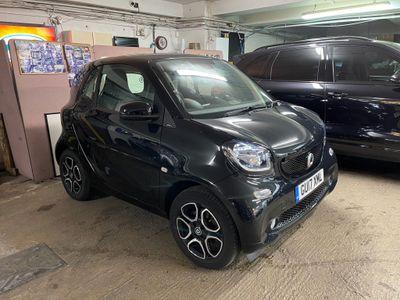 Smart fortwo Coupe 0.9T Prime (Premium Plus) Twinamic (s/s) 2dr