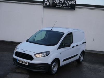 Ford Transit Courier Panel Van 2015 1.5 L1 SLD WHITE PANEL VAN * NO VAT