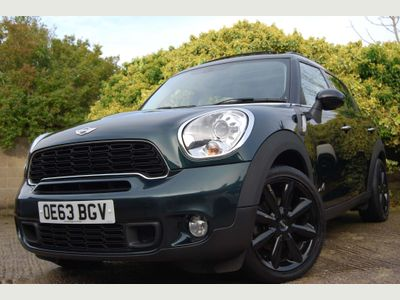 MINI Countryman Hatchback 2.0 Cooper SD (Chili) ALL4 (s/s) 5dr