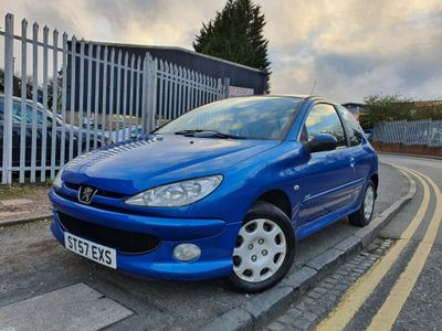 Peugeot 206 Hatchback 1.4 Look 3dr