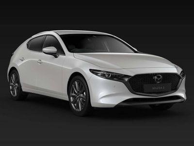 Mazda Mazda3 Hatchback 2.0 SKYACTIV-X MHEV GT Sport (s/s) 5dr