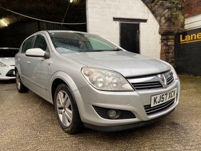 Vauxhall Astra Hatchback 1.9 CDTi 8v Elite 5dr