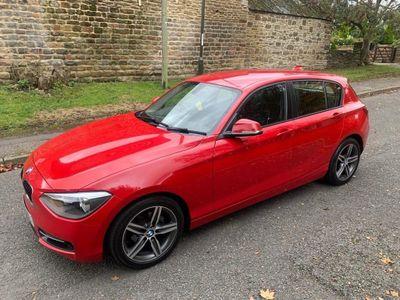 BMW 1 Series Hatchback 1.6 116i Sport 5dr