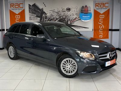 MERCEDES-BENZ C CLASS Estate 2.1 C220d SE (Executive) G-Tronic+ (s/s) 5dr