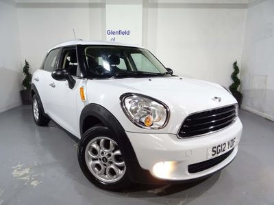 MINI Countryman SUV 1.6 One (Pepper) 5dr