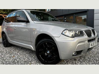 BMW X3 SUV 2.0 18d M Sport xDrive 5dr
