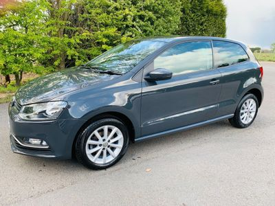 Volkswagen Polo Hatchback 1.0 BlueMotion Tech Match (s/s) 3dr