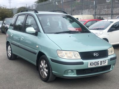 HYUNDAI MATRIX Hatchback 1.8 CDX 5dr