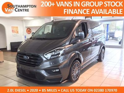 Ford Transit Custom Combi Van 2.0 TDCi 300 L1H1 MS-RT DCIV 185ps 6dr