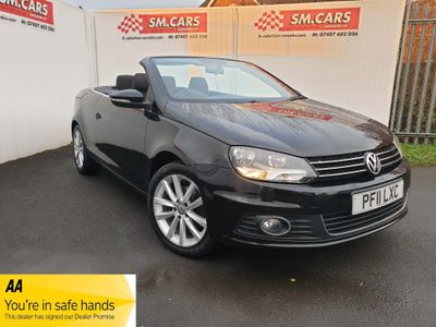 Volkswagen Eos Convertible 1.4 TSI BlueMotion Tech SE Cabriolet 2dr