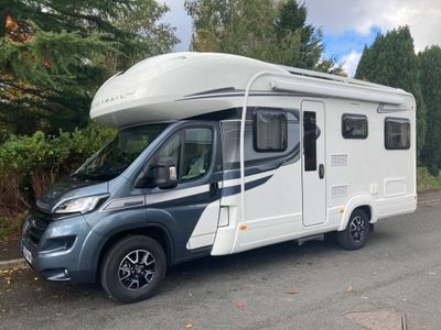 Auto-Trail Imala 720 Coach Built 6 BERTH DELIVERY POSSIBLE