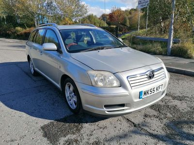 Toyota Avensis Estate 2.0 TD Colour Collection 5dr