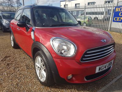 MINI Countryman SUV 1.6 Cooper D Business Edition 5dr