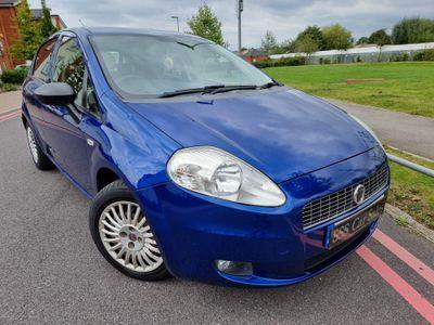 Fiat Grande Punto Hatchback 1.3 MultiJet 16v Active 5dr