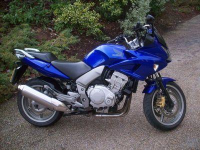 Honda CBF1000 Sports Tourer 1000
