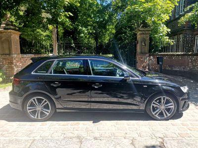 Audi A3 Hatchback 1.4 TFSI S line Sportback 5dr