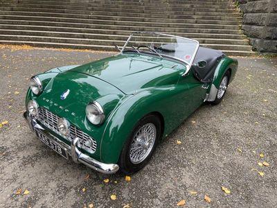 Triumph TR3 Unlisted