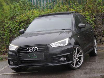 Audi A1 Hatchback 1.4 TFSI CoD Black Edition Sportback (s/s) 5dr