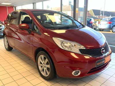 Nissan Note Hatchback 1.5 dCi Tekna (Safety Pack) 5dr