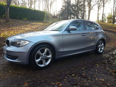 BMW 1 Series Hatchback 2.0 118d Edition ES 5dr