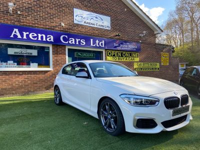 BMW 1 Series Hatchback 3.0 M140i (s/s) 3dr