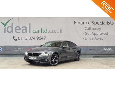 BMW 4 Series Gran Coupe Saloon 2.0 420d Sport Gran Coupe Auto xDrive (s/s) 5dr
