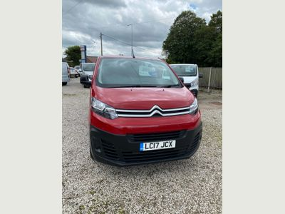 Citroen Dispatch Panel Van 1.6 BlueHDi 1000 Enterprise M SWB EU6 (s/s) 6dr