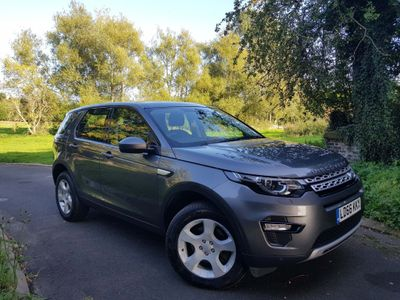Land Rover Discovery Sport SUV 2.0 TD4 HSE 4WD (s/s) 5dr (5 Seat)