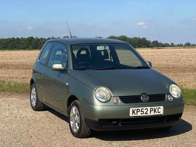 Volkswagen Lupo Hatchback 1.0 SE 3dr