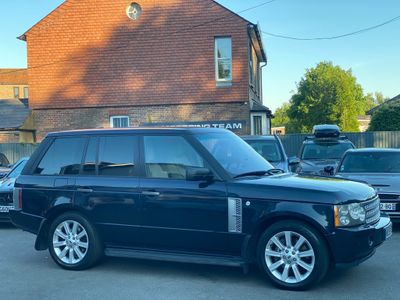 Land Rover Range Rover SUV 4.2 V8 SUPERCHARGED AUTOMATIC 4WD