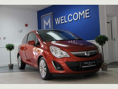 Vauxhall Corsa Hatchback 1.7 CDTi SE 3dr