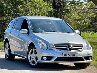 Mercedes-Benz R Class MPV 3.0 R320 CDI Sport 7G-Tronic 5dr (5 seats)