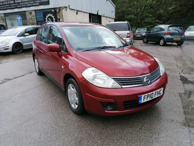 NISSAN TIIDA Unlisted {Edition unlisted}