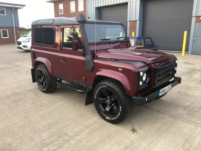 Land Rover Defender 90 SUV 2.2 TD XS Station Wagon 3dr
