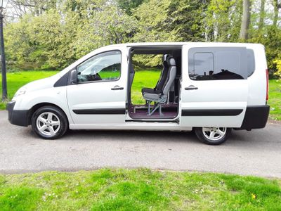 Peugeot Expert Tepee MPV 2.0 HDi Comfort L2 5dr (5/6 seats)