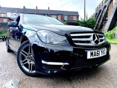 Mercedes-Benz C Class Saloon 2.1 C250 CDI BlueEFFICIENCY Sport Edition 125 7G-Tronic 4dr