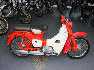 Honda C110 Scooter