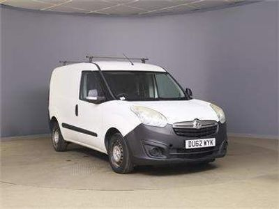 Vauxhall Combo Panel Van 1.3 CDTi 2000 16v Panel Van L1 H1 3dr