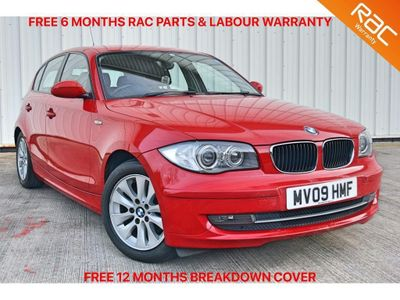 BMW 1 Series Hatchback 116I SE AUTOMATIC 5 DOOR HATCHBACK