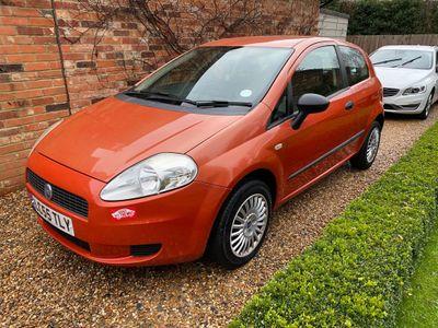 Fiat Grande Punto Hatchback 1.2 Active 3dr