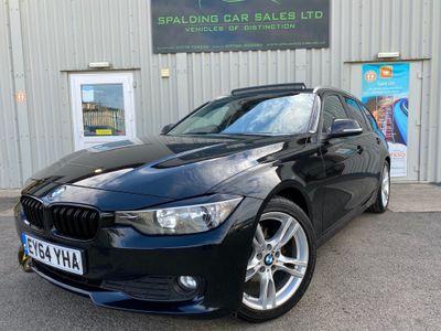 BMW 3 Series Estate 2.0 320d EfficientDynamics BluePerformance Business Edition Touring (s/s) 5dr