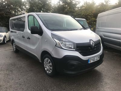 RENAULT TRAFIC Other 1.6 dCi ENERGY 29 Business L2 5dr (9 Seat)