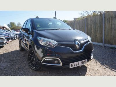 Renault Captur SUV 1.5 dCi ENERGY Expression + Convenience Pack (s/s) 5dr