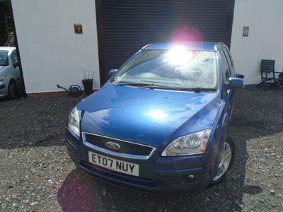 Ford Focus Estate 2.0 Ghia 5dr