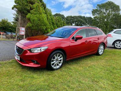 Mazda Mazda6 Estate 2.2 SKYACTIV-D SE-L Nav (s/s) 5dr