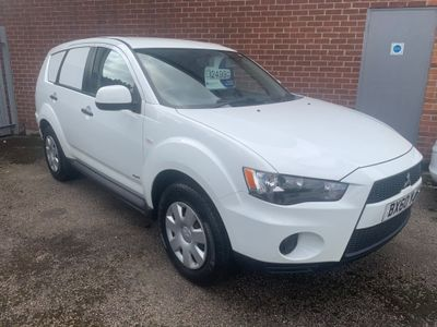 Mitsubishi Outlander Other 2.2 DI-D GX1 5dr